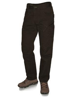 Брюки карго Irkut TACTICAL FROG. Цвет: темно-коричневый