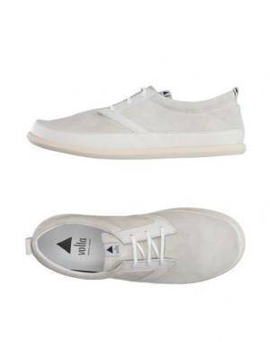 Обувь на шнурках VOLTA. Цвет: светло-серый