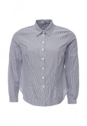 Рубашка Intikoma. Цвет: синий