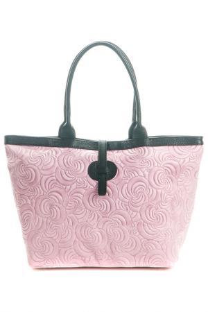 Bag Giancarlo Bassi. Цвет: pink