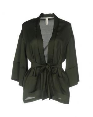 Пиджак SOUVENIR. Цвет: темно-зеленый