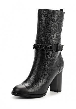 Полусапоги Just Couture. Цвет: черный