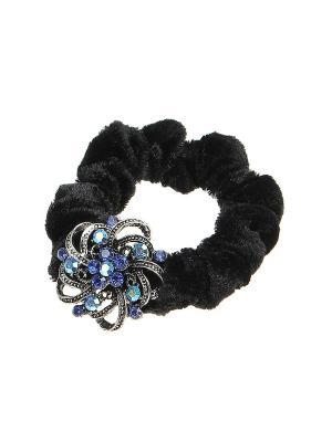 Резинка Migura. Цвет: черный, серебристый, синий