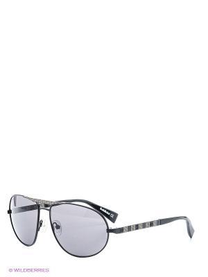 Солнцезащитные очки BLD 1410 204 Baldinini. Цвет: черный