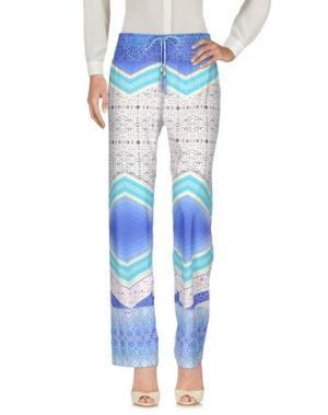 Повседневные брюки HALE BOB. Цвет: бирюзовый