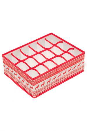 Органайзер HOMSU. Цвет: красный