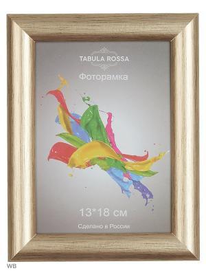 Фоторамка 13х18 №417 Tabula Rossa. Цвет: золотистый