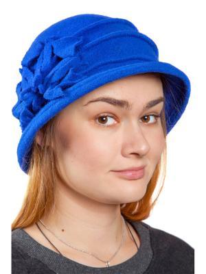 Шляпа Скарлет Three S. Цвет: индиго
