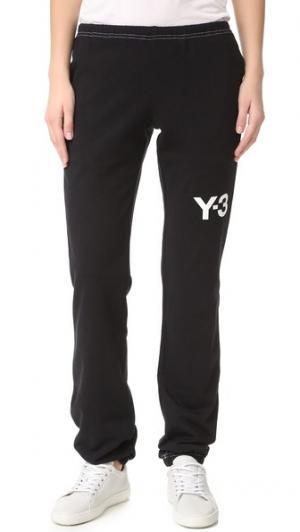 Спортивные брюки Future Craft Y-3. Цвет: голубой