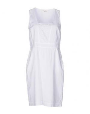 Короткое платье NICE THINGS by PALOMA S.. Цвет: белый