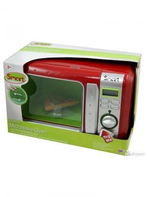 Микроволновая печь Smart HTI. Цвет: красный, зеленый