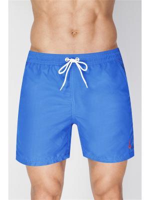 Шорты пляжные мужски TORRO. Цвет: синий