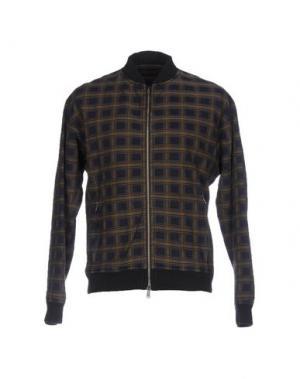 Куртка MARC BY JACOBS. Цвет: темно-синий