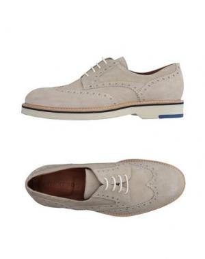 Обувь на шнурках WEXFORD. Цвет: бежевый