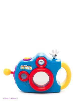 Фотоаппарат Mickey Mouse IMC toys. Цвет: синий