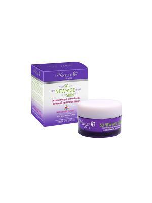 So New-Age Skin Сохраняющий молодость крем для лица дневной, 50 мл Ninelle. Цвет: белый