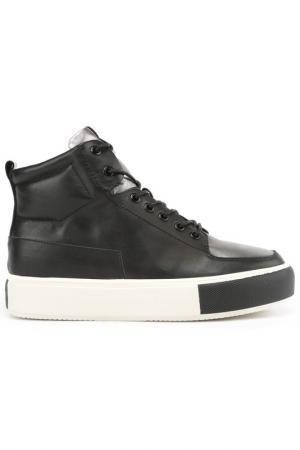 Ботинки NURIA. Цвет: черный, черный никель