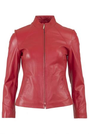 Куртка SUMMIT. Цвет: красный
