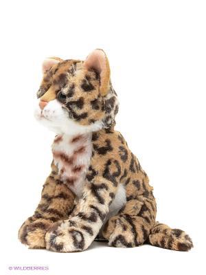 Игрушка мягкая (Tiger Cat , 21,5 см). Gund. Цвет: светло-коричневый, коричневый