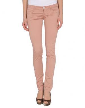 Повседневные брюки SEAL KAY INDEPENDENT. Цвет: пастельно-розовый