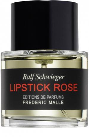 Парфюмерная вода Lipstick Rose Frederic Malle. Цвет: бесцветный