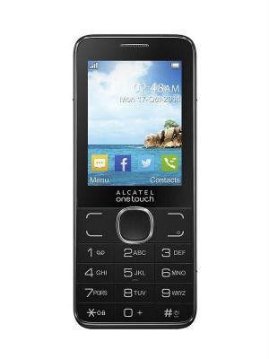 Мобильный телефон Alcatel One Touch 2007D. Цвет: коричневый