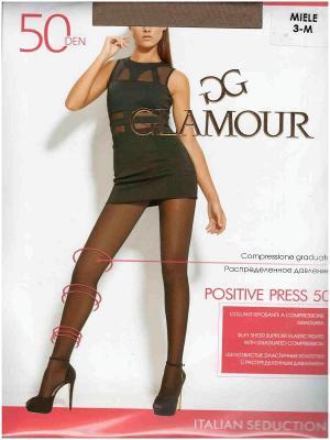 Positive press Glamour. Цвет: темно-бежевый