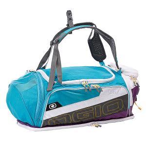 Сумка  Endurance 8.0 Purple Teal Ogio. Цвет: синий,фиолетовый,черный