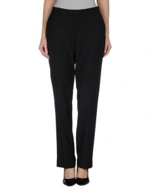 Повседневные брюки FILIPPA K. Цвет: черный