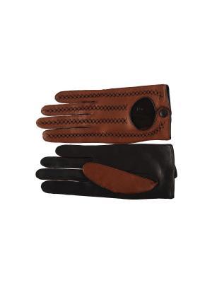 Перчатки PerstGloves. Цвет: коричневый