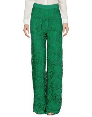 Повседневные брюки SPACE STYLE CONCEPT. Цвет: зеленый