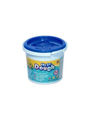 Масса для лепки в стакане Смешивай цвета голубая Crayola. Цвет: голубой