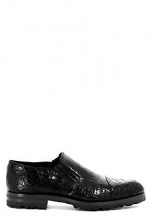 Лоферы PAKERSON. Цвет: черный