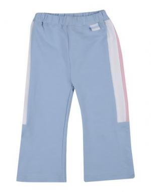 Повседневные брюки SCOOP. Цвет: пастельно-синий