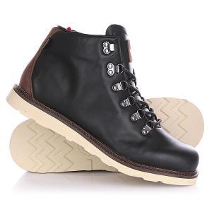 Ботинки высокие  Yodeler Black/Burning DVS. Цвет: черный