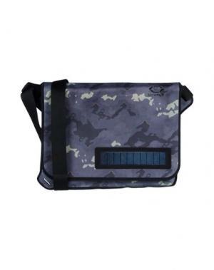 Деловые сумки ORANGE. Цвет: свинцово-серый