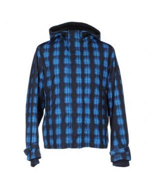 Куртка COSTUME NEMUTSO. Цвет: лазурный