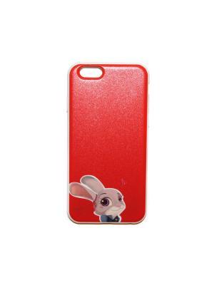 Чехол для Iphone 6/ 6S Lola. Цвет: красный