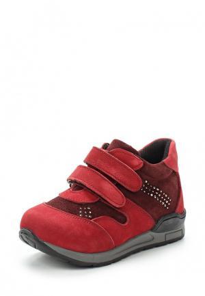 Кроссовки Vitacci. Цвет: бордовый