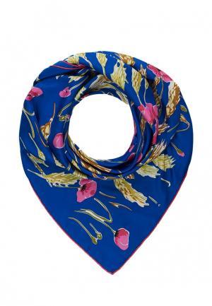 Платок Sabellino. Цвет: синий