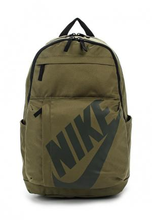 Рюкзак Nike. Цвет: хаки