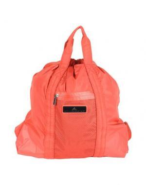 Рюкзаки и сумки на пояс ADIDAS by STELLA McCARTNEY. Цвет: ржаво-коричневый