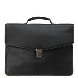 Портфель  4025 черный GERARD HENON