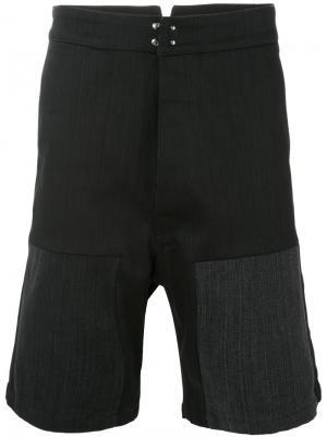 Джинсовые шорты Workwear Raf Simons 1713351002212105003