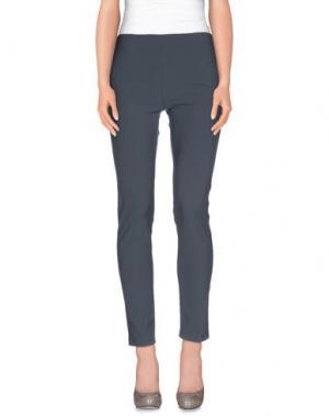 Повседневные брюки FAIRLY. Цвет: свинцово-серый