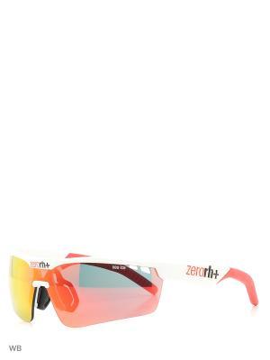 Солнцезащитные очки RH 842S 15 Zerorh. Цвет: белый, черный