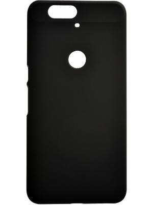 Накладка для Huawei Nexus 6P skinBOX. skinBOX. Цвет: черный