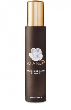 Очищающее средство с восстанавливающим эффектом Replenishing Cleanser Vetia Floris. Цвет: бесцветный