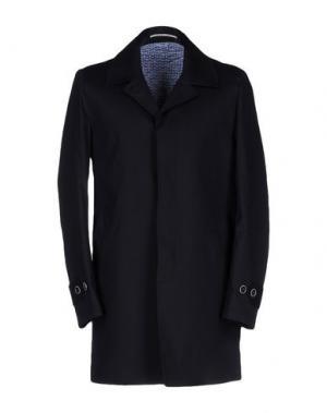 Легкое пальто EXIBIT. Цвет: темно-синий