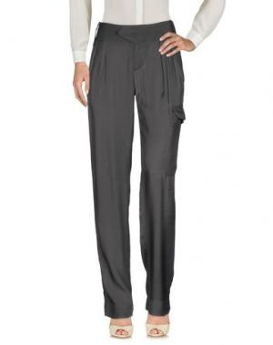 Повседневные брюки TWENTY8TWELVE. Цвет: стальной серый